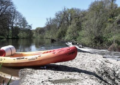 base de loisirs, maine-et-loire, kayaks, paddle, canoe, loire, evre