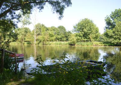 base de loisirs, maine-et-loire, kayaks, paddle, canoe, loire, evre, le marillais